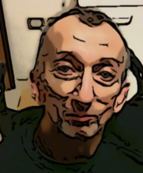 la faccia di Carlo Venturelli